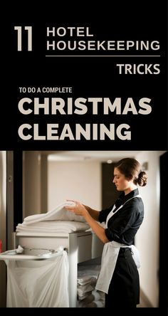 11 Hotel Housekeeping Tricks To Do A Complete Christmas Cleaning Hotel Cleaning, Bathroom Cleaning, Cleaning Service, Hotel Housekeeping Tips, Housekeeping Schedule, Cleaning Solutions, Cleaning Hacks, Smoothie Cleanse, Cleaning