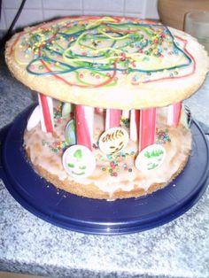 Das perfekte Karussell-Kuchen-Rezept mit Bild und einfacher Schritt-für-Schritt-Anleitung: Backofen auf 180° Ober-/Unterhitze vorheizen. Die Butter mit…