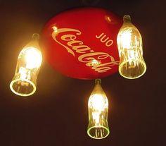 Coca Cola Lamp - Foter
