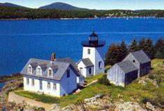 Indian Island Light, Rockport, Maine