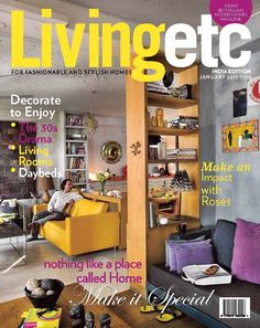 Get Your Digital Copy Of Living Etc Magazine