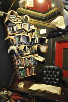 The Last Bookstore in Los Angeles, California.