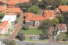 St Hildas School, Peppermint Grove, Perth, Western Australia Port Arthur, History Teachers, Tasmania, Western Australia, Historical Sites, Colleges, Perth, Libraries, Museums