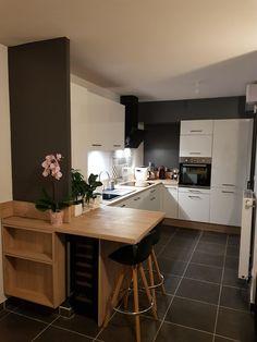832 Meilleures Images Du Tableau Cuisine Amenagee Modern Kitchens