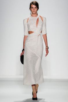 Zimmermann Spring 2014 Ready-to-Wear Collection