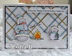 craftliners: Friends Make the Holiday Special