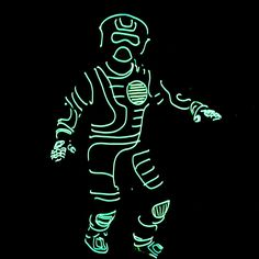 el wire costumes burning man - Google Search