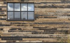 Bert & May launch prefab housing unit | 'The personality of each box is defined by the materials. The exterior and interior walls are clad in stunning reclaimed timber, the floors are clad in intricate tiles, they have green roofs and huge opening windows and doors.'#timber #tiles