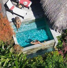 10 motivos para dejarte cautivar por las piscinas pequeñas