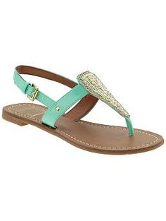 DV by Dolce Vita Domino | Piperlime  Turquoise sandals