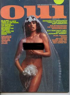 Oui Magazine February 1976 VG Good Readers by JamesVintageJunk