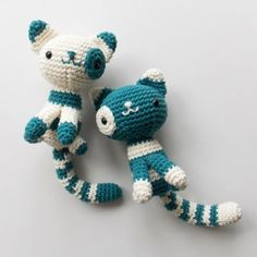 Cookie The Cat - Amigurumipatterns.net