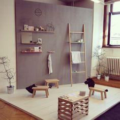 The exfibition of MATELA ORIGINAL FURNITURE on Prague Design Week
