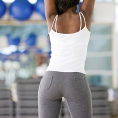 33 Ways to Shape Your Butt - Need to shape up your backside this year? Look no further — we've got over 30 of the most effective exercises to perk up your backside fast. Read on to learn the moves, and stick around to the end for five celebrity-inspired butt-shaping video workouts for you to follow!