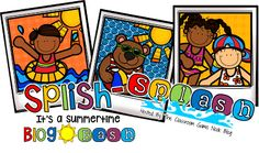 Wild about fifth grade: Splish Splash into Summer Blog Hop and Giveaway!!!