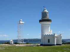 Point Perpendicular Light, Currarong, New South Wales, Australia