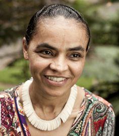 Marina Silva -  Brazilian environmentalist and politician