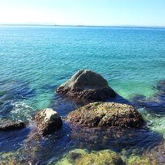 Fa un banyet??? #aRoses #visitRoses #igersroses #inCostaBrava #descobreixcatalunya #catalunyaexperience #platges #sol #primavera