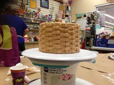 Wilton Course 2 class 4 basket weave