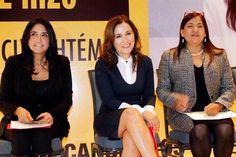 María Rojo queda en lista plurinominal como diputada federal