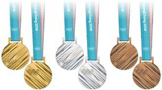 PYEONGCHANG 2018: Olympic medals infographic