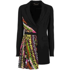 Jackets/blazers (€2.200) ❤ liked on Polyvore featuring outerwear, jackets, blazers, summer blazer, summer jacket and blazer jacket