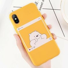 Diy Phone Case 153333562300263248 - Phone Case for iPhone X 8 7 Plus Cartoon Love Heart Panda Pattern Back Cover For iphone 6 Plus Soft TPU Matte Cases Source by misslylli Iphone 7, Covers Iphone, Coque Iphone, Iphone Phone Cases, Iphone Cases Disney, Cell Phone Covers, Apple Iphone, Kawaii Phone Case, Diy Phone Case