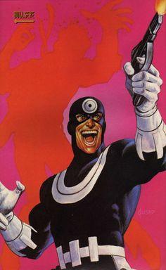 Bullseye of Marvel Comics