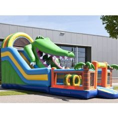 Inflatable slides for adults where to rent inflatable slide