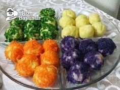 Heatley vegetable balls it so delicious ❤ ❤ 👌 Cabbage, Salads, Food And Drink, Pasta, Cheese, Chicken, Canning, Dinner, Vegetables