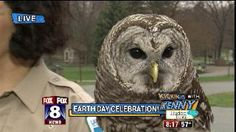 Happy Earth Day! FOX 8's Kenny Crumpton shows us how Lake Metroparks celebrated.
