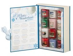 Caths Direct - Winter Wonderland 2014, £19.99 (http://www.cathsdirect.com/candle-products/winter-wonderland-2014/)