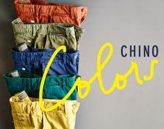Chino Colors