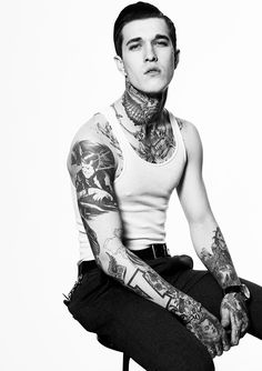 The Photography of Darren Black #James #Quaintance