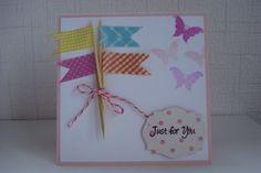 Card Washi tape