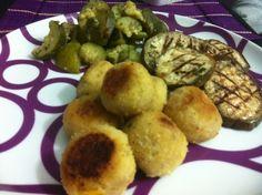 Lupino in meatball - Vegan blogs - Vegan Recipes - Vegan - Cruelty Free
