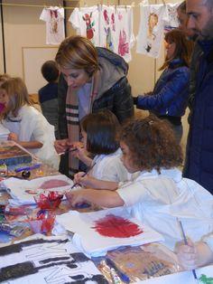 Grandi e piccini. Moda&Fantasia - laboratorio artistico per bambini - Boutique Anna Meglio