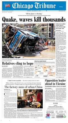 media framing of boxing day tsunami hurricane katrina and the 2011 tsunami in japan Update 30/06 - 15:55 utc : three months after the deadly march 11 magnitude-90 earthquake and tsunami in japan, the country gave the philippines a clearance to send a 14-day medical mission to help the victims according to the department of foreign affairs (dfa), the team will include three medical doctors from the department of health (doh).