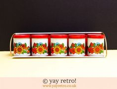 Amazing Vintage Spice Racks for sale at yay retro! - Buy yay retro Handmade Crochet online - Arts & Crafts Shop, crochet shawls, wraps, blankets, hot water bottle covers and vintage textile cushions. Wall Racks, Craft Shop, Vintage Textiles, Vintage China, Crochet Shawl, Online Art, Arts And Crafts, Wraps, Spice Racks