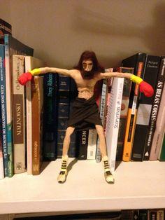 Jesus as a Boxer