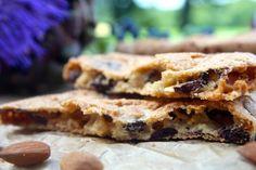 Paulas Frauchen: Crispy Chocolate Bookies