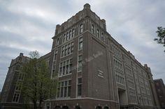 1912 - NJIT, Central King Building (formerly Central High School), Newark, NJ 2017 #PhotographybyMariaSavidis