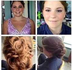 Amy Stoltzfus Prom 2014