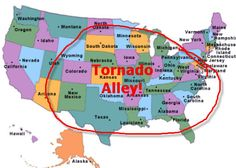 Tornado Risk Map from ABS Storm Shelters | Tornado shelters | Fun ...
