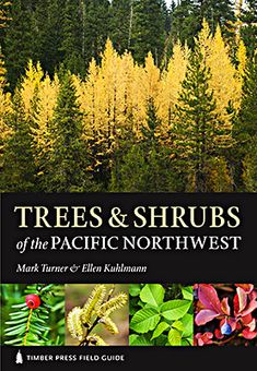Trees and Shrubs of the Pacific Northwest cover
