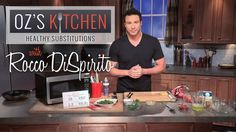 Healthy Substitutions: Omelet: Omelets are a breakfast classic but can be loaded with indigestion-causing calories, fat and cholesterol. However, chef Rocco DiSpirito knows the secret to a guilt-free breakfast: healthy substitutions!