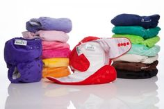 Discounted bulk package, OSFM All in One nappies by Bambooty