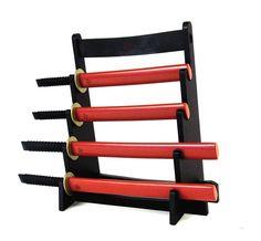 Samurai Kitchen Knives Set