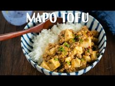 Mapo Tofu 麻婆豆腐 • Just One Cookbook