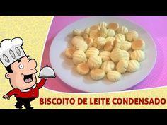 Receita de Biscoitinho de Leite Condensado - Receita em Vídeo - Receita Toda Hora